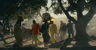 サプールコンゴで最もエレガントなファッションイケメン集団