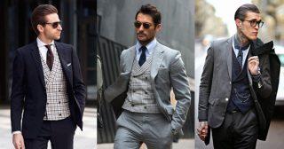 ベスト スーツ