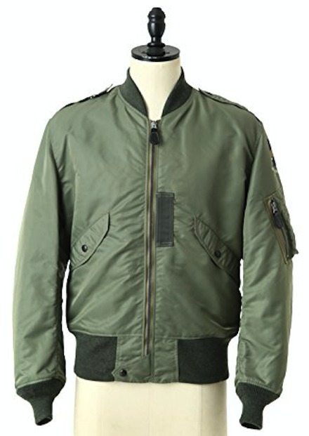 "BUZZ RICKSON'S L-2B ""TOPS APPAREL MFG.CO.,INC."" 1957 MODEL"