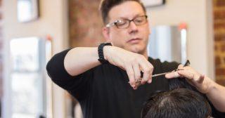 メンズヘアスタイル美容師の選び方