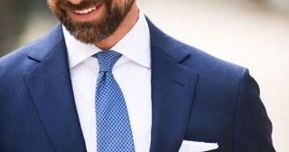 スーツ着こなしビジネス