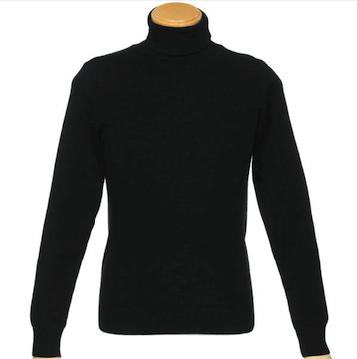 ルトロアタートルネックセーター