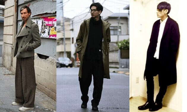 秋冬メンズファッション「細身コーデに飽きた男はワイドパンツに挑戦すべし!」