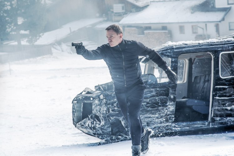 SPECTRE, Daniel Craig, 2015. ph: Jonathan Olley/©Columbia Pictures/Courtesy Everett Collection