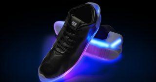 光る靴おすすめ
