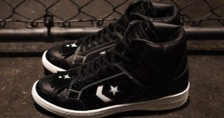 CONVERSE WEAPON HI - MS WL -WHIZ LIMITED x mita sneakers-