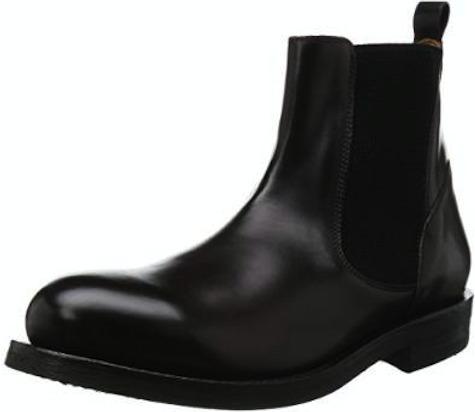 ブッテロワークブーツ黒