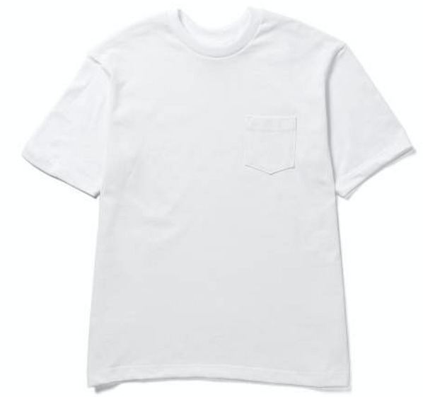 アナトミカanatomica、白Tシャツ,メンズ