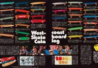 「West-coast Skateboard Catalog」