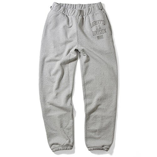 LAFAYETTE ラファイエット Classic Heavy Weight Sweat Pants