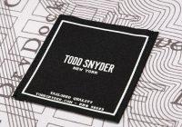 TODD SNYDER × GLOBE-TROTTER