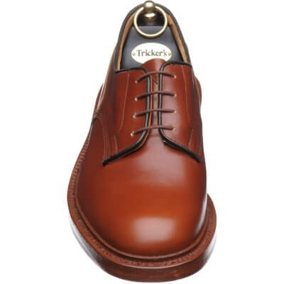 (トリッカーズ) Tricker's Woodstock - Marron Antique Calf ビジネスシューズ