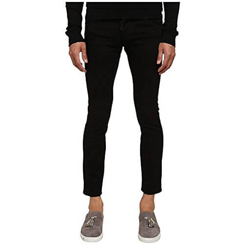 DSQUARED2 ボトムス デニムパンツ Clement Jeans Black