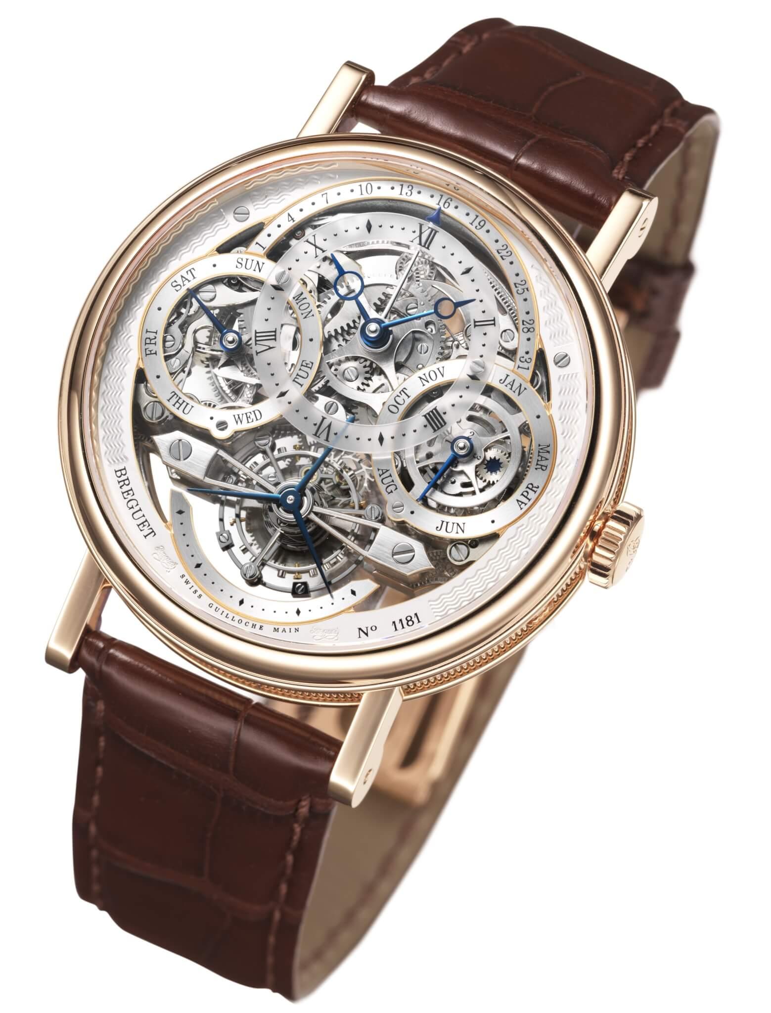 promo code 693da 18061 世界5大時計ブランド、ブレゲ(Breguet)の魅力と定番モデルを紹介