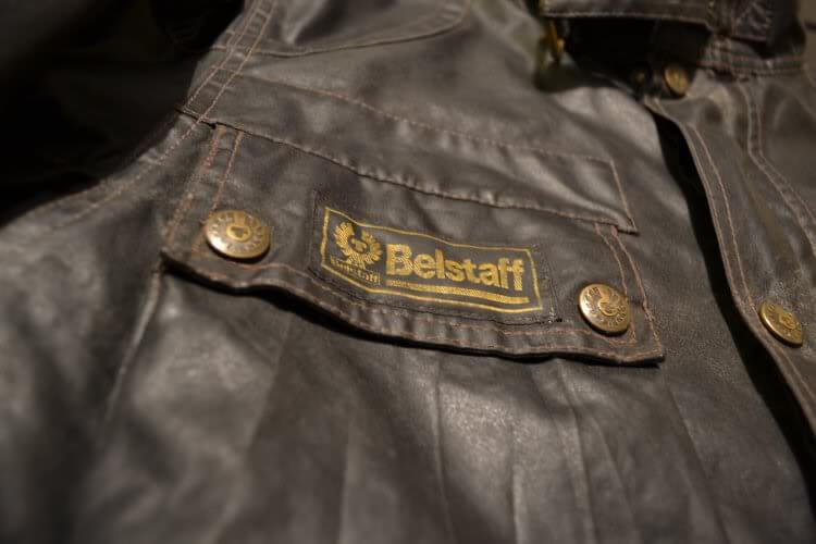 ベルスタッフのジャケット