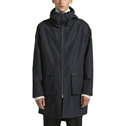 ECOALF メンズ アウター ジャケット Niagara Rain Coat