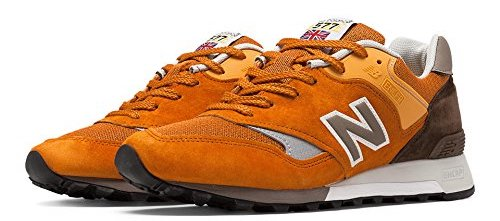 New Balance(ニューバランス) 577 Made in UK English Tender Barbados with Brown