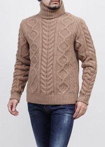 DSQUARED2 タートルネックセーター