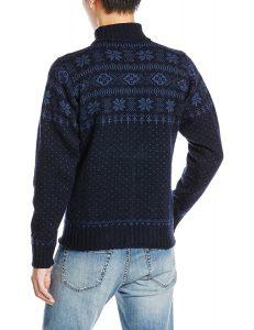 AMIESON'S(ジャミーソンズ) AOFI Pullover With Polo Neck