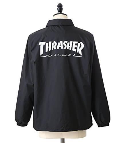THRASHER(スラッシャー) HOMETOWN COACH JKT