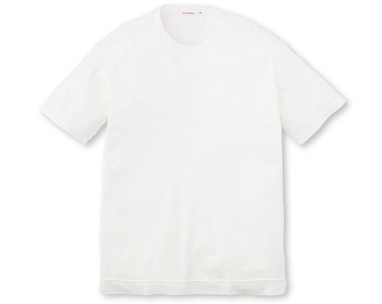 DRESSTERIOR(ドレステリア) エジプシャン コットンクルーネックTシャツ