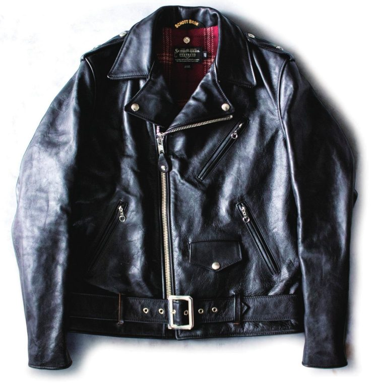 Special HorseHide One Star Riders Jacket / ¥159,000+tax