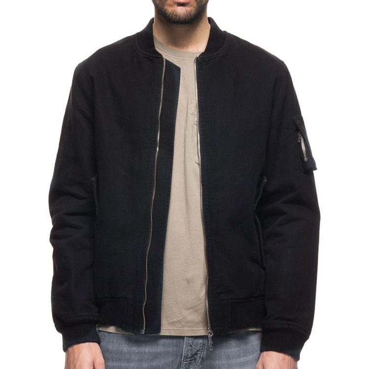 Nudie Jeans(ヌーディージーンズ) MA-1 ALEXANDER BOMBER JACKET