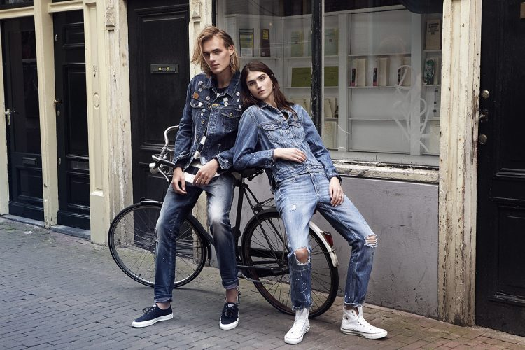 SCOTCH & SODA -2018 Spring AMSTERDAMS BLAUW Collection- デニムフェア