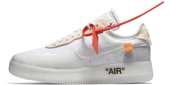 NIKE(ナイキ)×OFF-WHITE VIRGIL ABLOH(ヴァージル アブロー) The Ten AIR FORCE 1