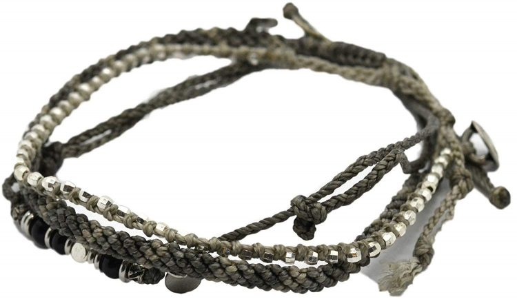 「WAKAMI(ワカミ) 3Strand Anklets」