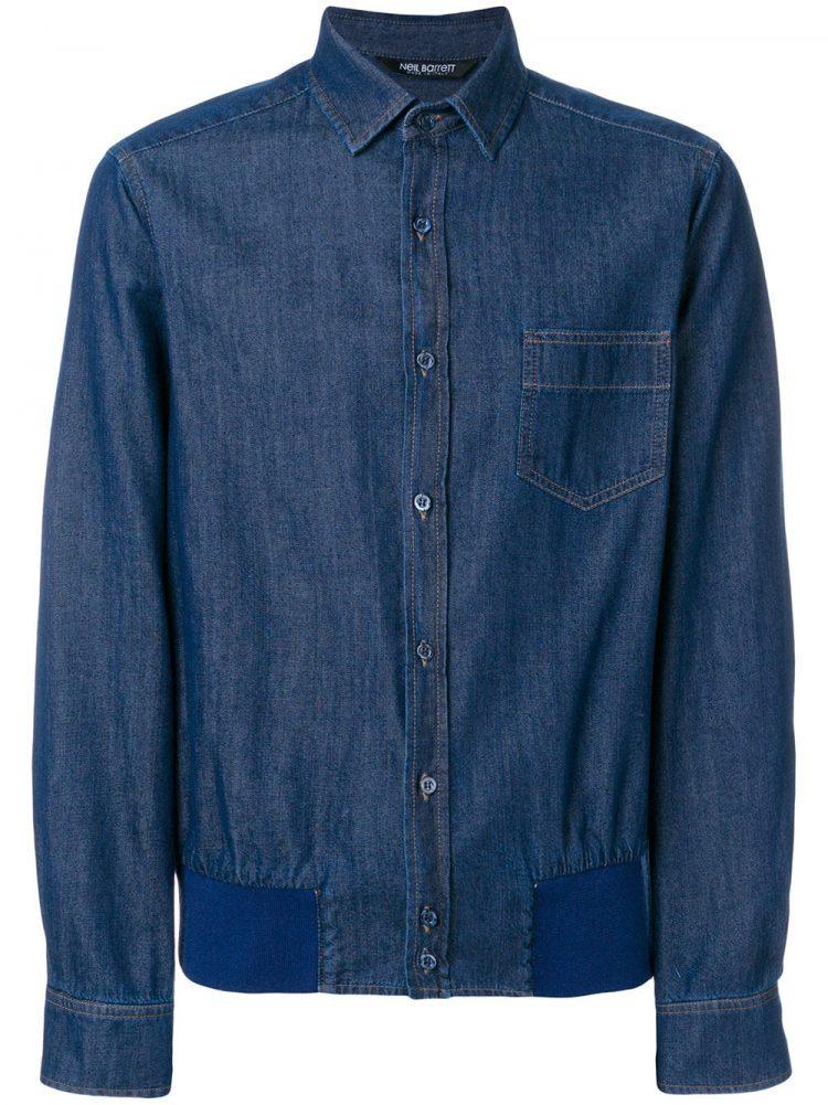 NEIL BARRETT(ニールバレット) シャツジャケット