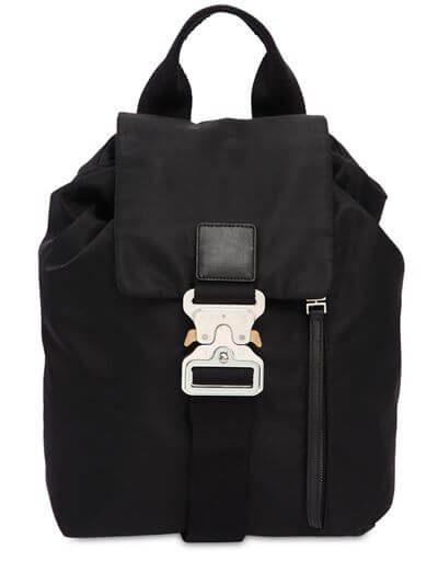 ALYX(アリクス) NYLON BACKPACK W/ ROLLERCOASTER