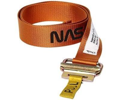 HERON PRESTON(ヘロン プレストン) NASA ジャカードテープウェビングベルト