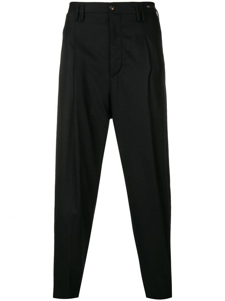 PT01(ピーティーゼロウーノ)loose fit trousers