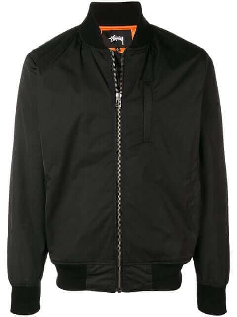 STUSSY(ステューシー)bomber jacket