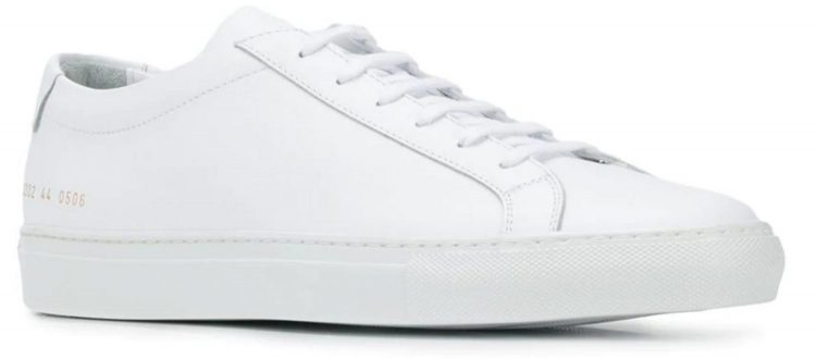 COMMON PROJECTS(コモンプロジェクツ)レースアップ 白スニーカー