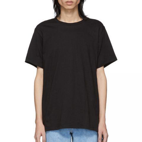 Calvin Klein Underwear ブラック クラシック フィット T シャツ 3 枚セット