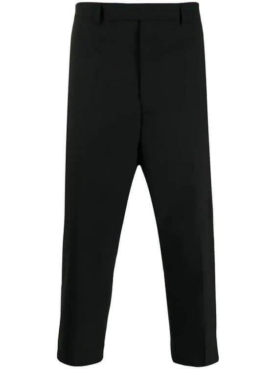 RICK OWENS(リック オウエンス)黒パンツ