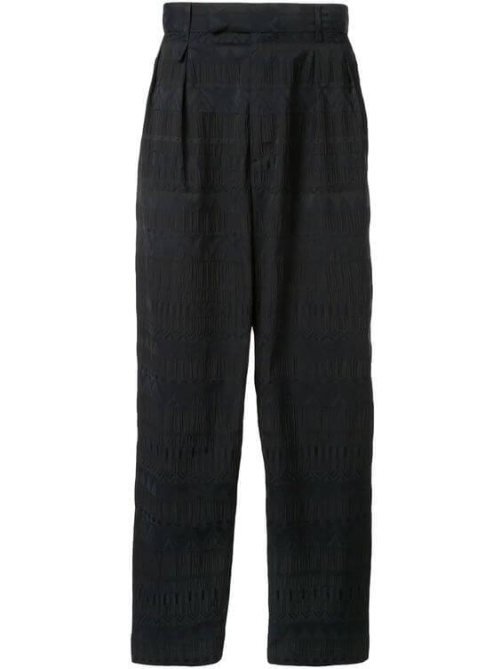 A(LEFRUDE)E(アレフルード)黒パンツ