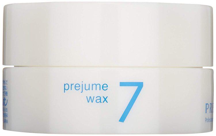 この天然パーマを生かした髪型におすすめのスタイリング剤は▶︎「ミルボン プレジュームワックス7 90g」