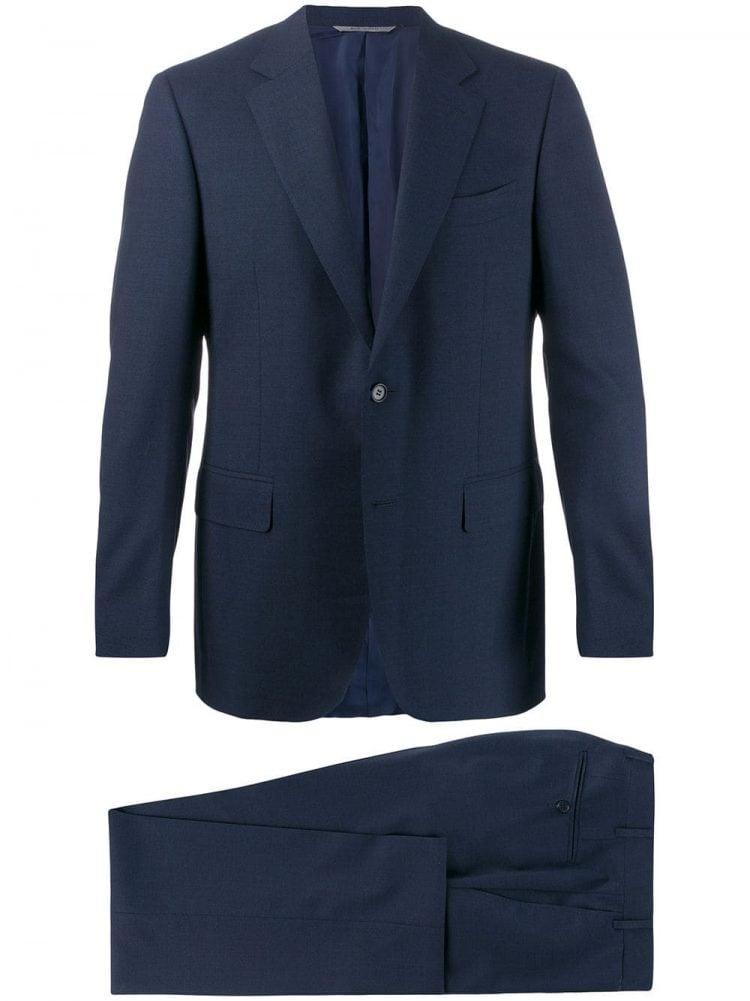 CANALI(カナーリ)ネイビースーツ