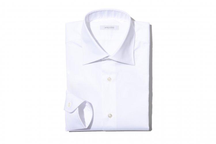 3Functionシャツもまずはコレ!売れ筋ナンバーワンの襟型「FIDELIO(フィデリオ)」