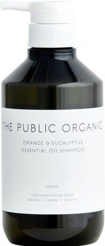 オーガニックシャンプー メンズ オススメ②「The Public Organic(ザ・パブリック・オーガニック) リフレッシュシャンプー」