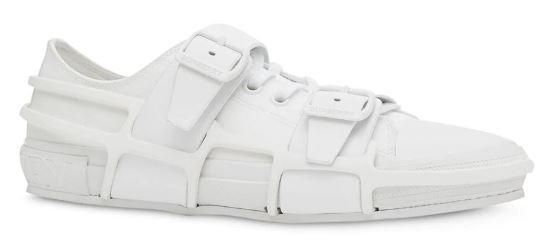 Burberry(バーバリー) 白スニーカー