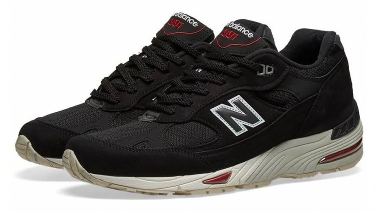 New Balance(ニューバランス) 991 黒スニーカー