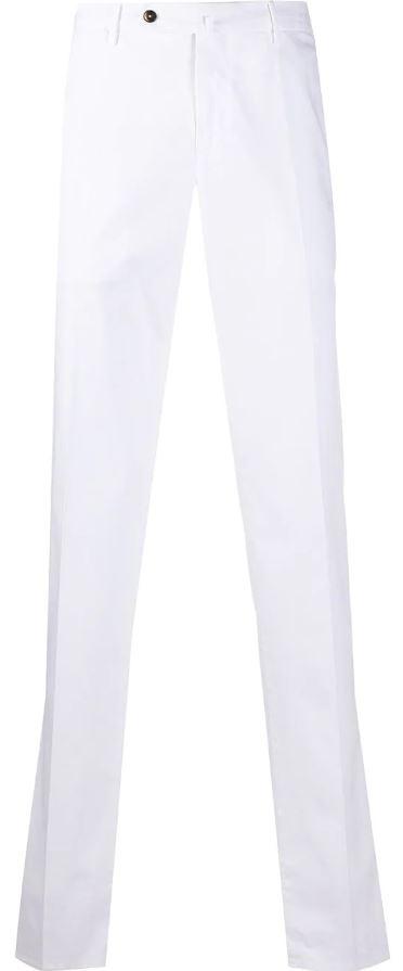 Pt01(ピーティーゼロウーノ) 白パンツ