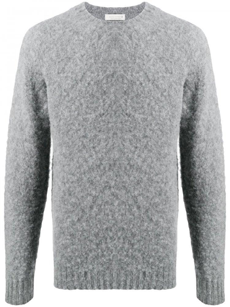 Mackintosh(マッキントッシュ) グレー セーター