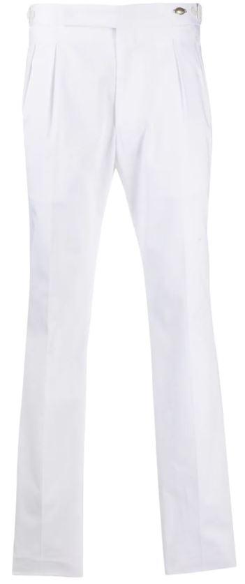 Tagliatore(タリアトーレ) 白パンツ