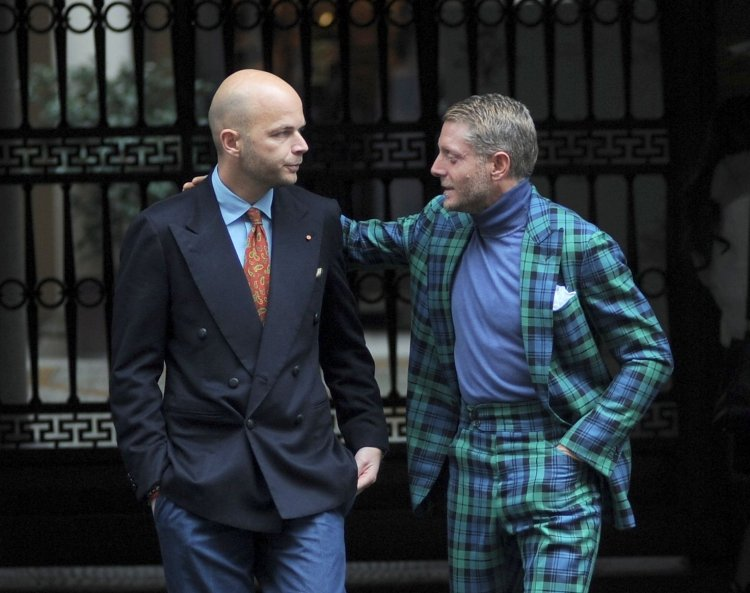 Lapo Elkann out and about, Milan, Italy – 22 Feb 2018