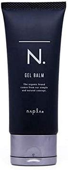 この髪型のヘアセットにおすすめのスタイリング剤▶︎「Napla(ナプラ) N. homme エヌドットオム ジェルバーム」
